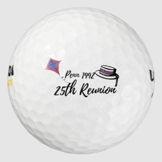 ロゴのギア ゴルフボール