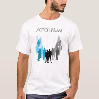 ロゴのティー Tシャツ