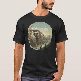 ロゴのワイシャツ Tシャツ