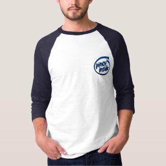 ロゴの中のフィリピン人 Tシャツ