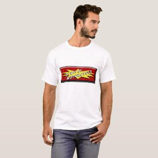 ロゴの乗車 Tシャツ