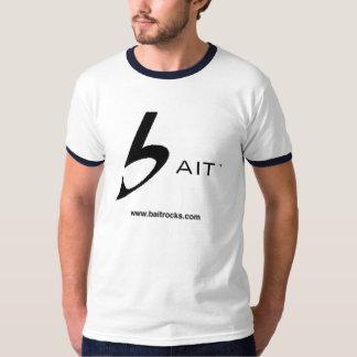 ロゴの信号器T Tシャツ