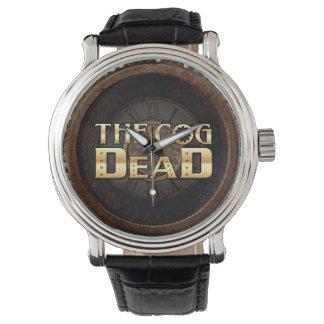 ロゴの腕時計 腕時計