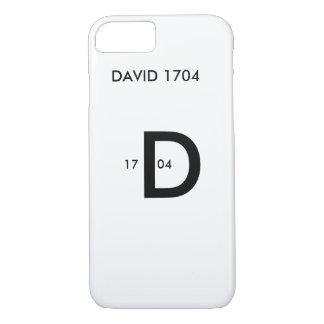 ロゴのPhonecase iPhone 8/7ケース