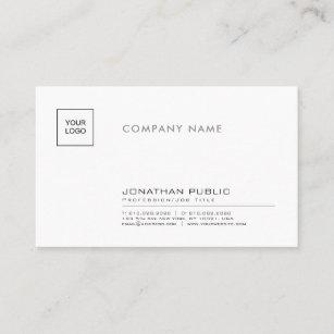 ロゴのStylish Professional Company平野 名刺