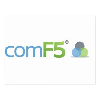 """ロゴ標準comF5- """" ポストカード"""