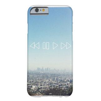 ロサンゼルスのスカイライン-カリフォルニア BARELY THERE iPhone 6 ケース