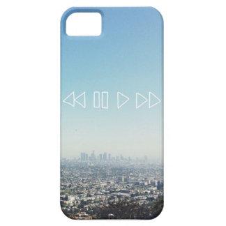 ロサンゼルスのスカイライン-カリフォルニア iPhone SE/5/5s ケース