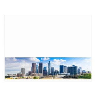 ロサンゼルスのパノラマ ポストカード