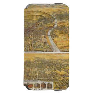 ロサンゼルスの眺め、1894年 INCIPIO WATSON™ iPhone 6 財布ケース