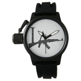 ロサンゼルスカラシニコフ自動小銃 腕時計