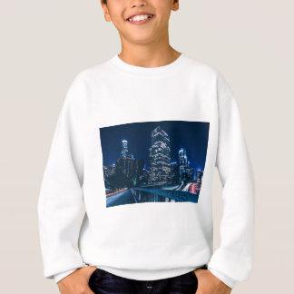 ロサンゼルスカリフォルニア都市都市建物 スウェットシャツ