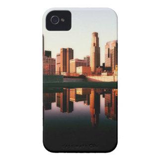 ロサンゼルスカリフォルニア都市都市建物 Case-Mate iPhone 4 ケース