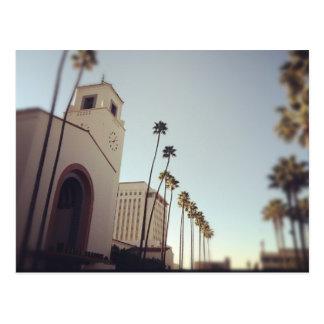 ロサンゼルス連合場所 ポストカード