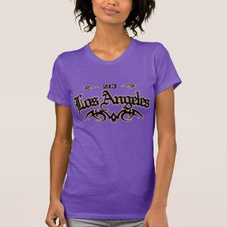 ロサンゼルス213 Tシャツ