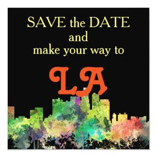 ロサンゼルス、カリフォルニアスカイラインSP - カード