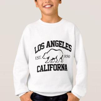 ロサンゼルス スウェットシャツ
