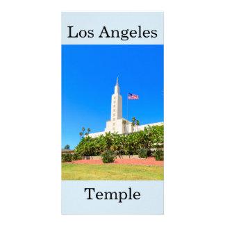 ロサンゼルスLDSの寺院 カード