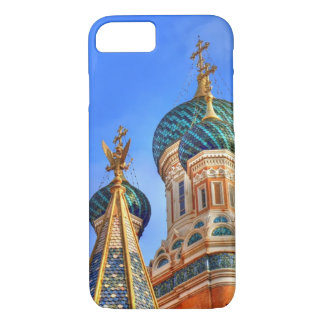 ロシアのなバシリカ会堂 iPhone 8/7ケース