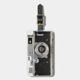 ロシアのなヴィンテージのカメラのコレクションの荷物のラベル バッグタグ