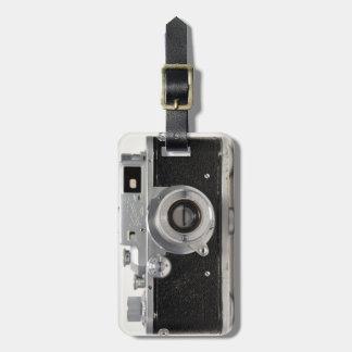 ロシアのなヴィンテージのカメラのコレクションの荷物のラベル ラゲッジタグ
