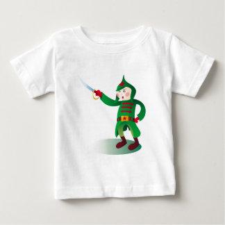 ロシアのな兵士 ベビーTシャツ
