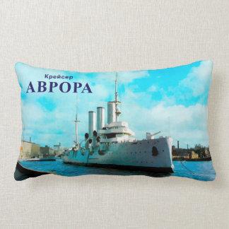 ロシアのな巡洋艦のオーロラ ランバークッション