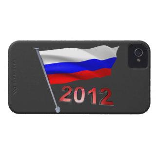 ロシアのな旗との2012年 Case-Mate iPhone 4 ケース