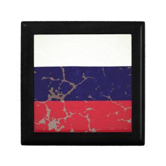 ロシアのな旗 ギフトボックス