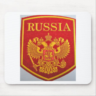 ロシアのな紋章ジョージおよびドラゴン マウスパッド