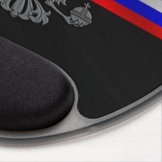 ロシアのな紋章付き外衣 ジェルマウスパッド
