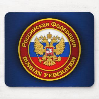 ロシアのな紋章 マウスパッド