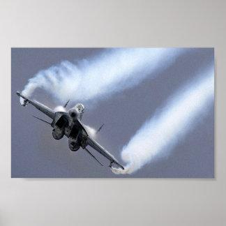 ロシアのな航空機 ポスター