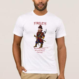 ロシアのなstreletsのクールなTシャツのデザイン Tシャツ