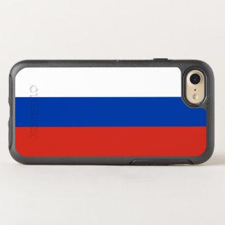 ロシアのオッターボックスのiPhoneの場合の旗 オッターボックスシンメトリーiPhone 8/7 ケース