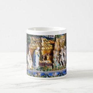 ロシアの出生 コーヒーマグカップ