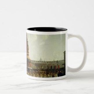 ロシアの千年間 ツートーンマグカップ