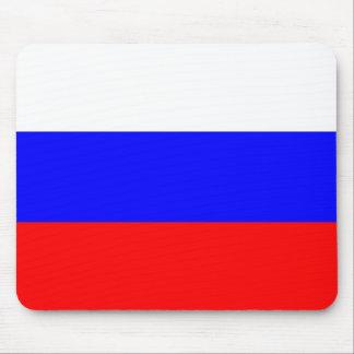 ロシアの旗が付いているマウスパッド マウスパッド