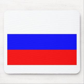 ロシアの旗 マウスパッド