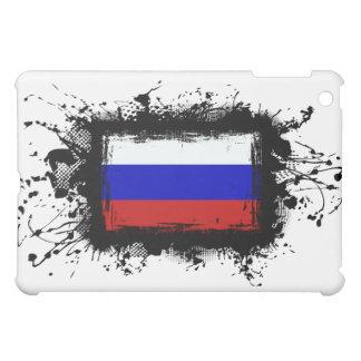 ロシアの旗 iPad MINIカバー