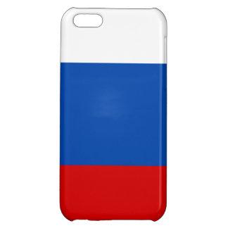 ロシアの旗 iPhone5Cカバー
