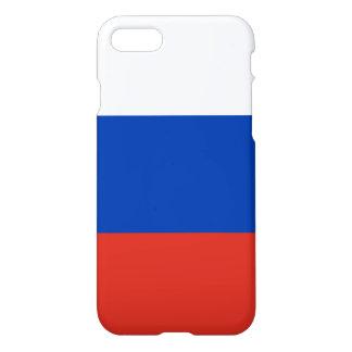 ロシアの旗 iPhone 8/7 ケース