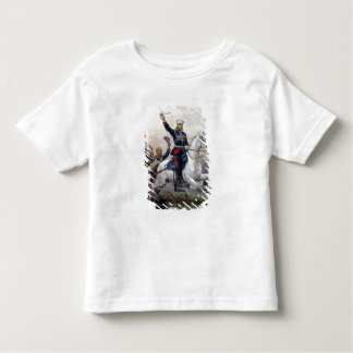 ロシアトルコの概要のM.D. Skobelev トドラーTシャツ