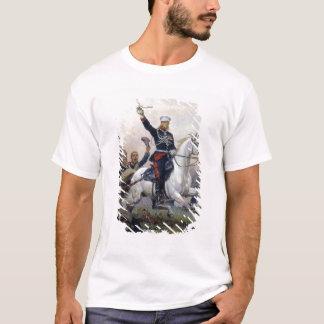 ロシアトルコの概要のM.D. Skobelev Tシャツ