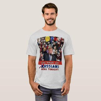 ロシア人、切札の再結集、切札、ロシア、Emoji Tシャツ