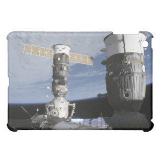 ロシア人Soyuzおよび進歩の宇宙船 iPad Mini カバー