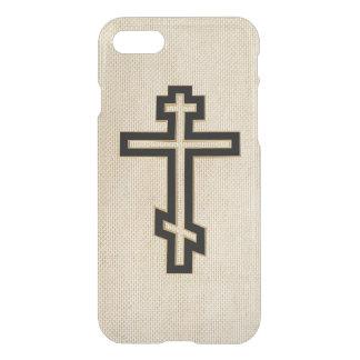 ロシア正教の十字 iPhone 8/7 ケース