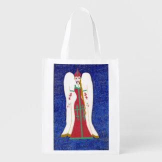 ロシア正教の天使 エコバッグ