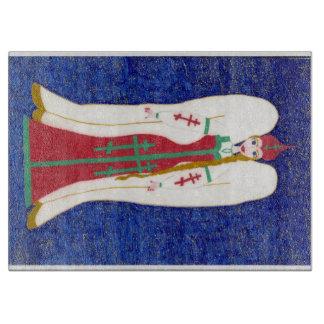 ロシア正教の天使 カッティングボード