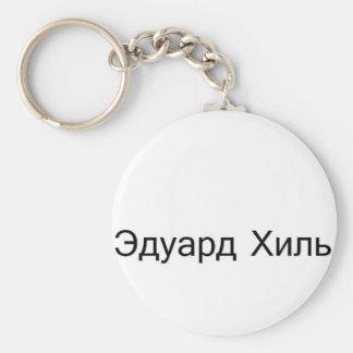 ロシア語のeduardのkhil TROLOLO キーホルダー